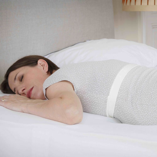 The Eclosion Mattress®<br>Let's sleep on our belly during pregnancy ?